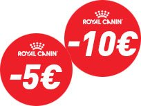ROYAL CANIN: Action sticker Satiety