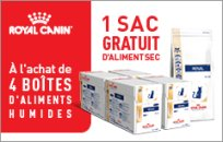 Royal Canin - Promo aliments humides